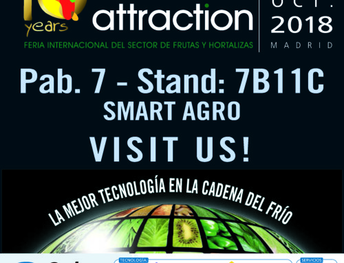 Fruit Attraction 2018: solicite su entrada
