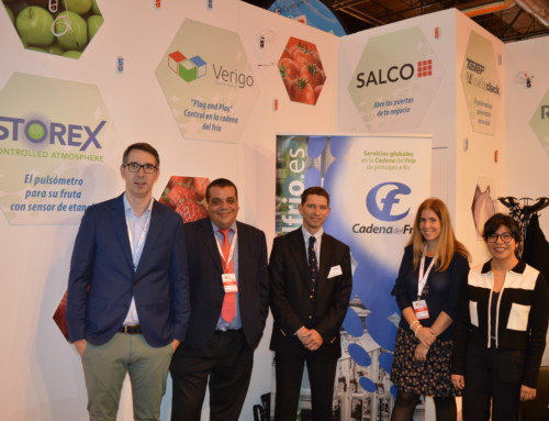 Éxito de visitantes en nuestro stand de Fruit Attraction 2018